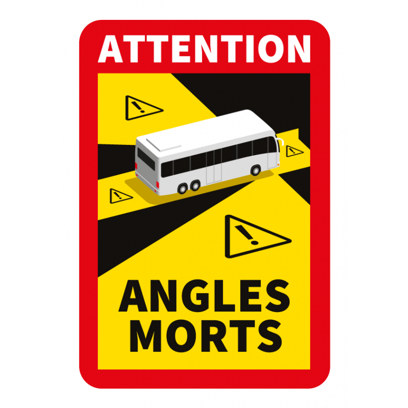 Poids Lourd Angles Morts Bus