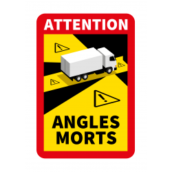 Poids Lourd Angles Morts...