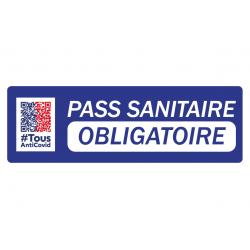 Pass sanitaire obligatoire